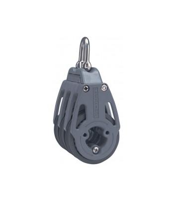 Bloczek Control potrójny 12mm LEWMAR
