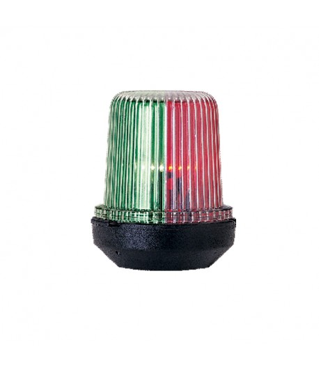 Lampa LALIZAS C12 topowa trójsektorowa 30114 czarna obudowa