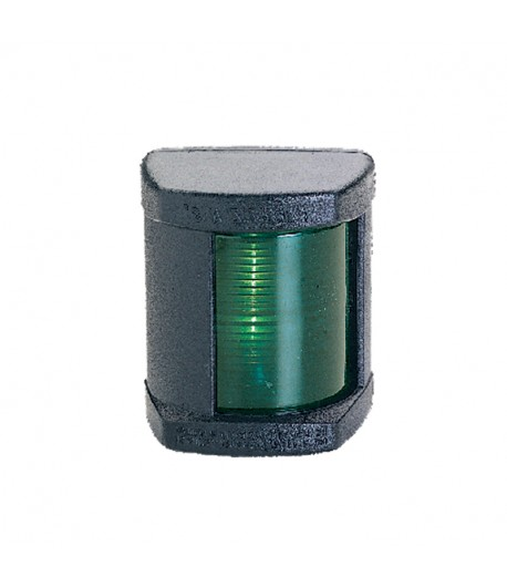 Lampa LALIZAS C12 zielona 112,5 stopnia 30091 czarna obudowa