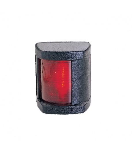 Lampa LALIZAS C12 czerwona 112,5 stopnia 30092 czarna obudow