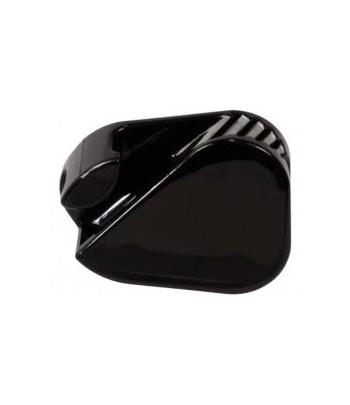 """Knaga Clamcleat CL223 do liny 3-6 mm """"kostka mała"""" PVC czarn"""