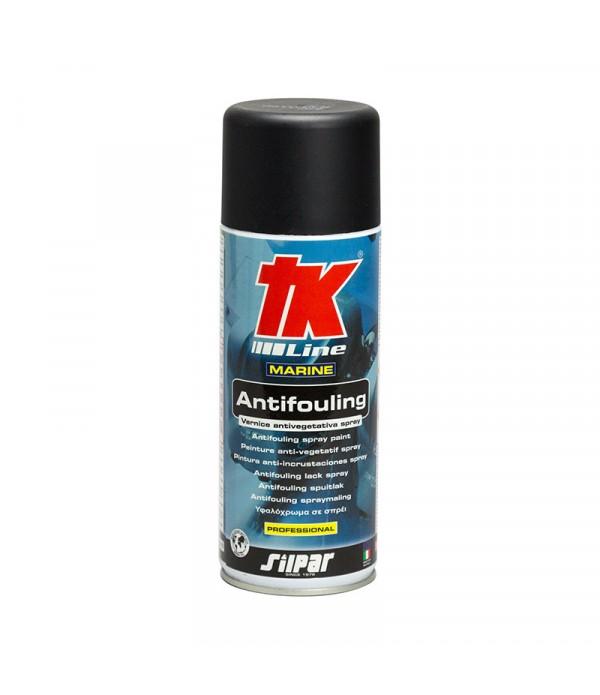 Farba antyporostowa TK Line 0,4 L spray - czarna