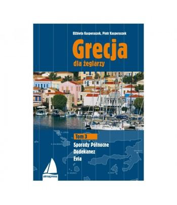 Grecja dla żeglarzy Tom 3