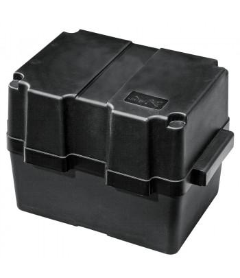 Pojemnik na akumulator - mały czarny