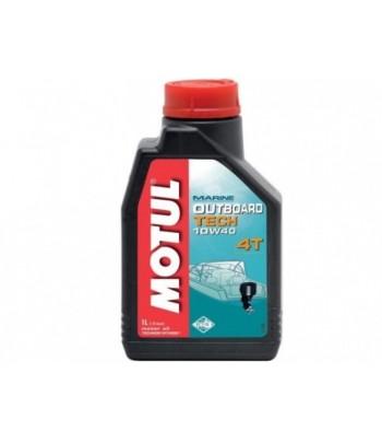 Olej silnikowy MOTUL 4T 10W40 - 1L