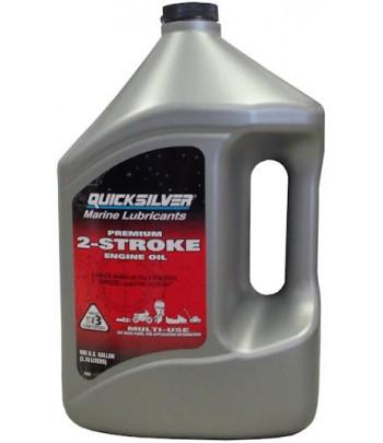 Olej QS silnikowy TCW-3 - 4 L do 2-suwa