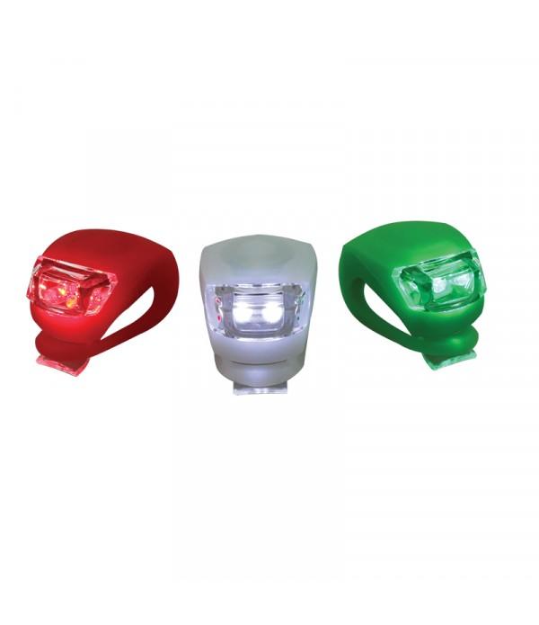 Lampy LALIZAS nawigacyjne przenośne - zestaw 3 szt
