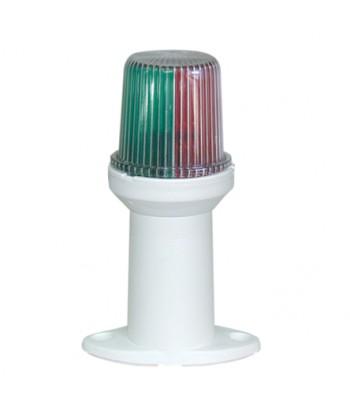 Lampa LALIZAS nawigacyjna na podstawie 15 cm - trójsektorowa