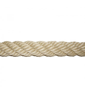 Lina odbojnicowa konopna 85 mm