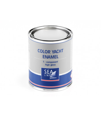 Farba SEALINE 1K poliur. biała 125ml