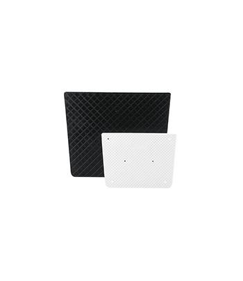Ochraniacz pawęży zewn. 30x22cm - biały
