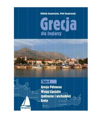 Grecja dla żeglarzy Tom 4