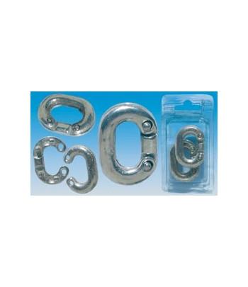 Ogniwo łańcucha 6 mm ocynkowane - łącznik