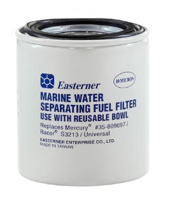 Wkład filtra z separatorem i odstojnikiem