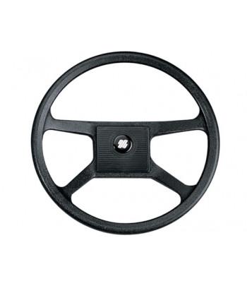 Kierownica 342 mm PVC czarna