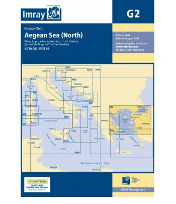 Mapa IMRAY G 2 - Egejskie Północ