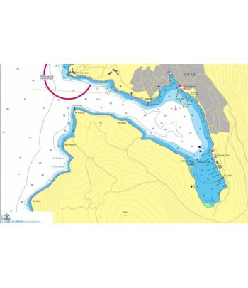 Mapy Chorwacja Południe -zestaw HR2