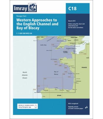 Mapa IMRAY C18 - Biskaje