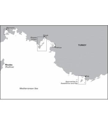 Mapa IMRAY G36 - Turcja Marmaris
