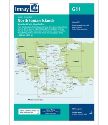 Mapa IMRAY G11 - Jońskie Północ