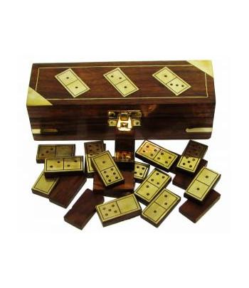 Gra w pudełku - domino