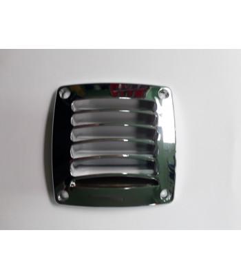 Wywietrznik-kratka chromowana 9x9 cm
