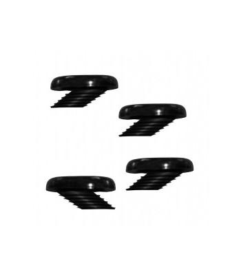 Kipa-przelotka 7 mm - skośna