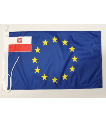 Banderka UE+RP 30x50