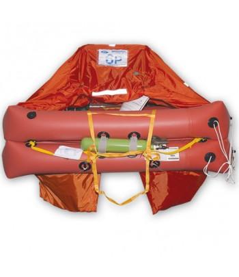 Tratwa ratunkowa 8 osobowa - pojemnik