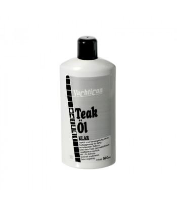 YACHTICON Teak Oil Clear 0,5 L - olej do teaku