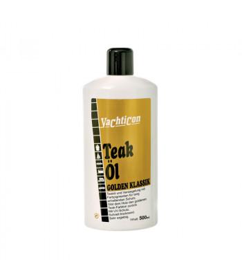 YACHTICON Teak Oil Golden 0,5 L -  olej do teaku