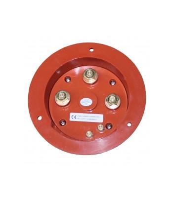 Włącznik zasilania czteropozycyjny - okrągły