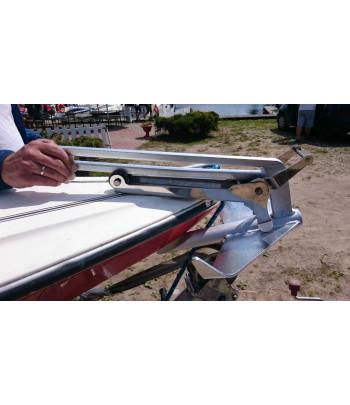Wysięgnik - uchwyt pokładowy kotwicy 7,5 kg