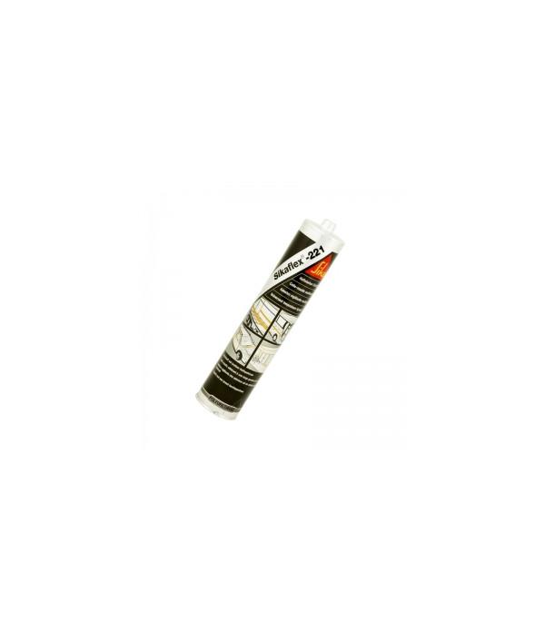 Sikaflex 221 czarny - uszczelniający 300 ml