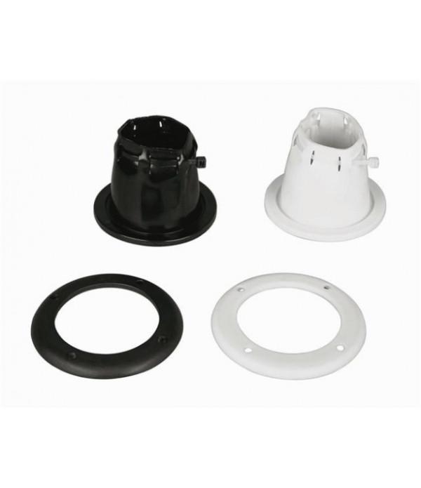 Osłona cięgna 105x68 mm ze ściągaczem - czarna