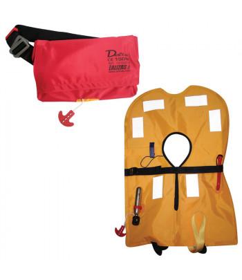 Pas pneumatyczny ratunkowy LALIZAS 150N