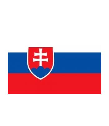 Banderka Słowacja 30x50