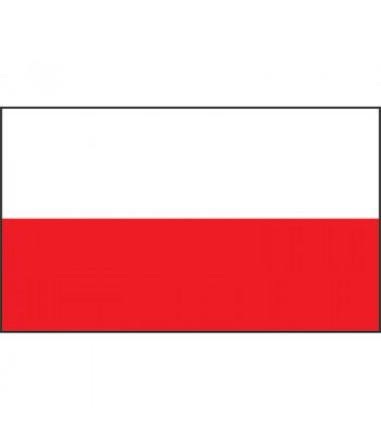 Flaga POLSKA 100x150 cm
