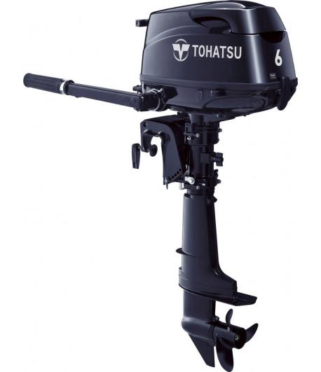 Silnik TOHATSU czterosuw 6 KM S - MFS6D SS