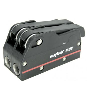 Stoper Easylock Mini podwójny 6-10 mm