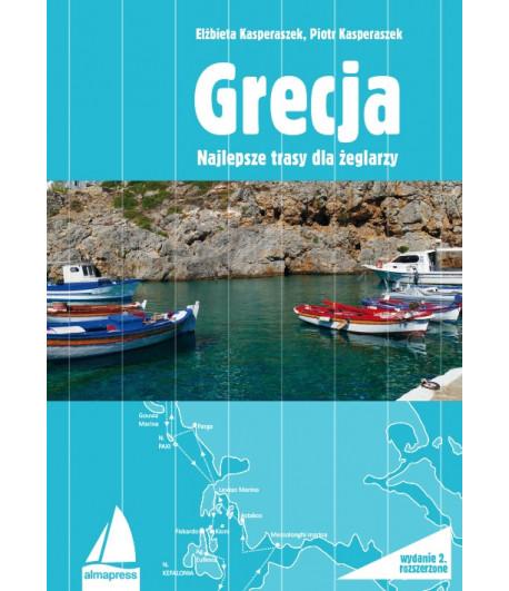 Grecja.  Najlepsze trasy dla żeglarzy