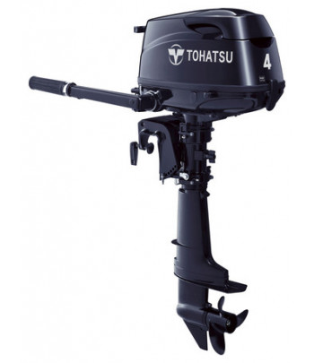 Silnik TOHATSU czterosuw 4 KM L - MFS4D DL