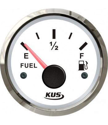 Wskaźnik poziomu paliwa stalowy WS KUS 240-33