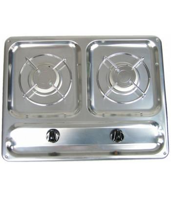 Kuchenka dwupalnikowa 450x320