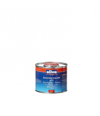 Rozpuszczalnik poliuret. 433 - 0.5 L