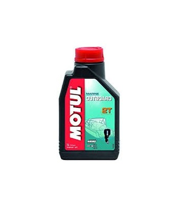 Olej silnikowy MOTUL 2T 1L - TCW-3 mineralny