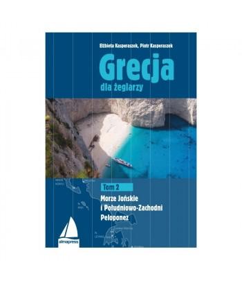 Grecja dla żeglarzy Tom 2