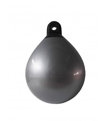 Boja 45x62 cm szara Solid Head 2
