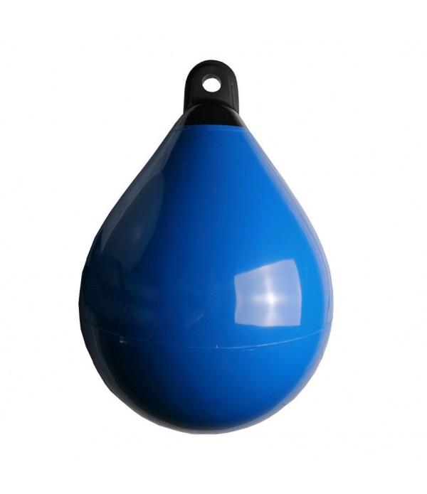 Boja 55x73 cm niebieska Solid Head 3