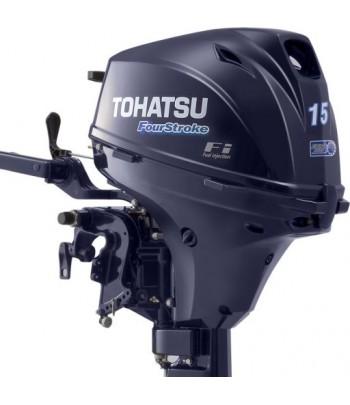 Silnik TOHATSU czterosuw 15 KM S - MFS15E EFS